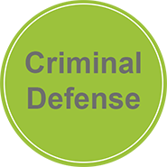 Criminal Defense Button web